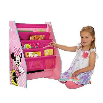 MINNIE MOUSE Bibliotheque Enfant