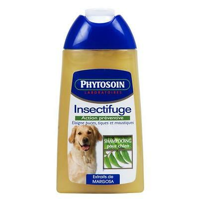 PHYTOSOIN shampooing insectifuge chiens