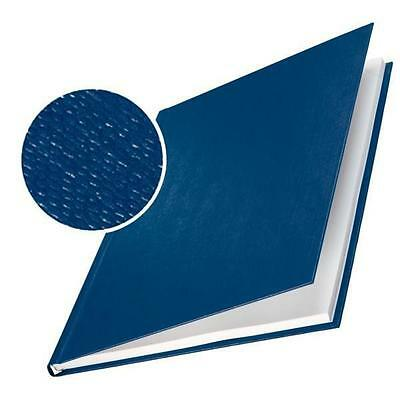 LEITZ Lot de 10 Couvertures Rigides 28.0 mm Bleu
