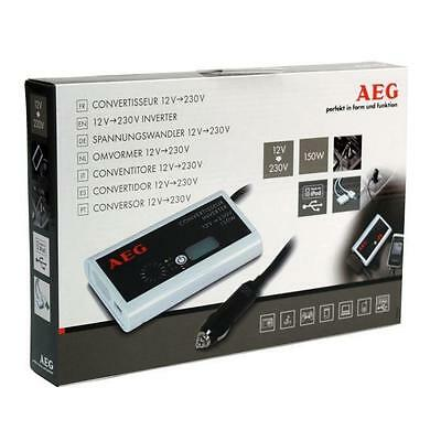 AEG Convertisseur de tension 12V>230V 150W