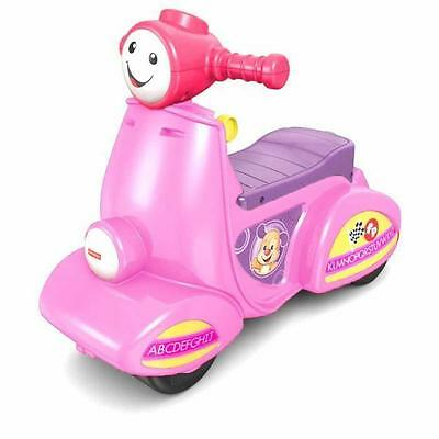 FISHER-PRICE - Scooter Eveil Progressif Rose