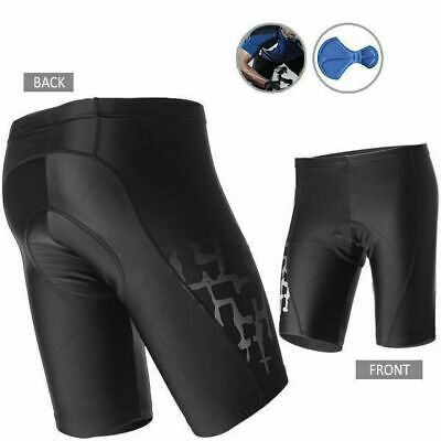 CDEAL Bike Bicycle Cycling Padded Shorts