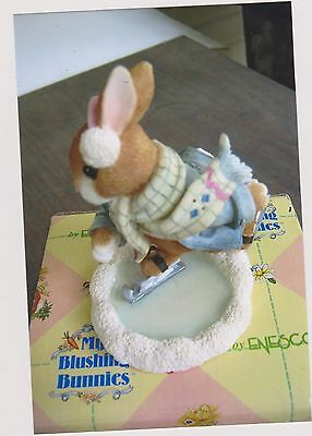 1997 My Blushing Bunnies-Faith Will Always Uphold You With Box