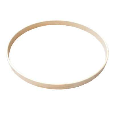 "Shaw 18"" Wooden Maple Bass Drum Hoop SHMH18"