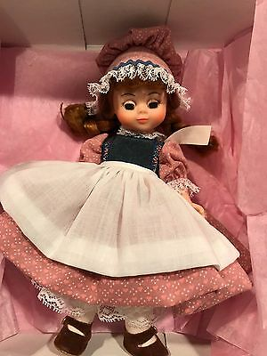 "Vintage Madame Alexander Doll 8"" Jill from Jack & Jill #456 New in Box"