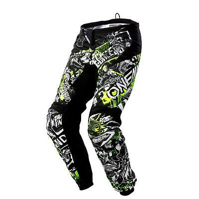 ONeal Element Attack MX Moto Cross Hose Pant Enduro Mountainbike Downhill Dirt