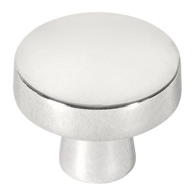 #799CH *10 Pack* Cosmas Cabinet Hardware Polished Chrome Knobs
