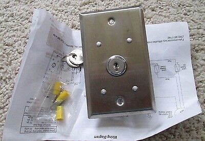 3 Position Keyed Switch Control by Draper