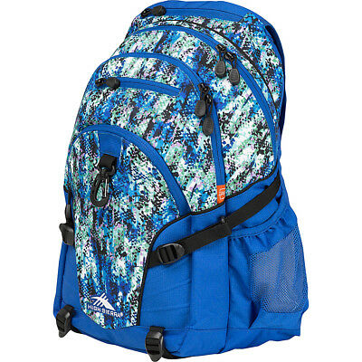 High Sierra Loop Backpack 44 Colors School & Day Hiking Backpack NEW