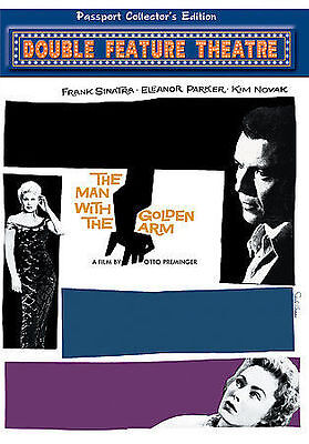 THE MAN WITH THE GOLDEN ARM (DVD, 2000) New / Factory Sealed / Free Shipping