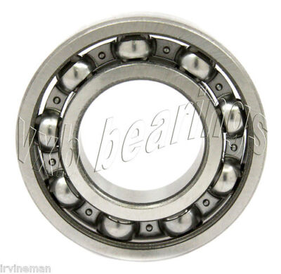 Wholesale Lot of 20 pcs 6203 Open Ball Bearing 17mm Bore ID Inner Diameter /40mm