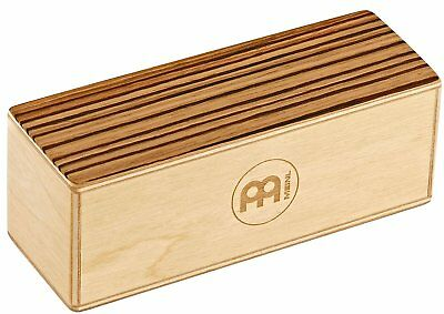 Meinl Small Exotic Zebrawood Wood Hand Shaker SH53-S