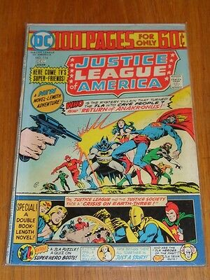 Justice League Of America #114 Dc Comics 100 Pages December 1974<