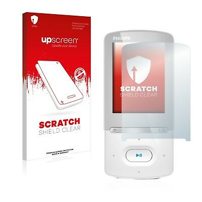 upscreen Scratch Protection d'écran pour Philips GoGear Azure SA5AZU04 (2012)