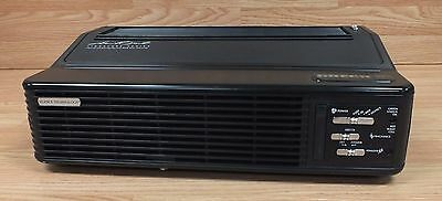 Genuine Oreck XL (AIR8SB) Black Signature Series Professional Air Purifier