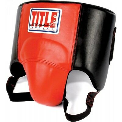 TITLE Boxing Classic Ultra Light Protective Cup