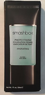 Smashbox Photo Finish Hydrating Foundation Primer 1 oz