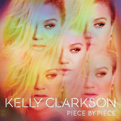 Kelly Clarkson - Piece by Piece (Deluxe CD 2015) +3 trks SEALED CASE CRACKED