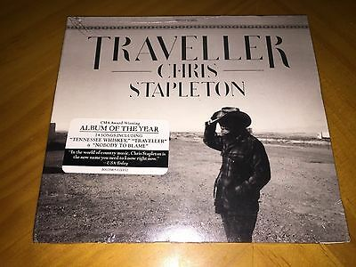 Chris Stapleton - Traveller [CD] Brand New Sealed