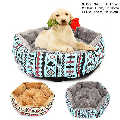 Large Pet Dog Cat Bed Puppy Cushion House Soft Warm Kennel Mat Blanket Mattress