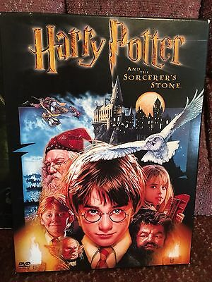 Harry Potter And The Sorcerer's Stone 2-Disc DVD Used