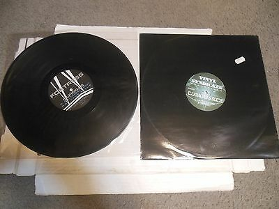"""Lot of 2 Illfingas 12"""" singles all Targets Down , Another Sound w Slide"""