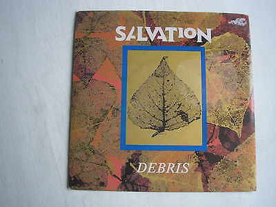 "SALVATION Debris UK 7"" single PS 1990 ex+/ex minus"