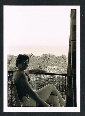 FOTO vintage PHOTO, Frau Dame lady woman femme, Mode fashion /59b