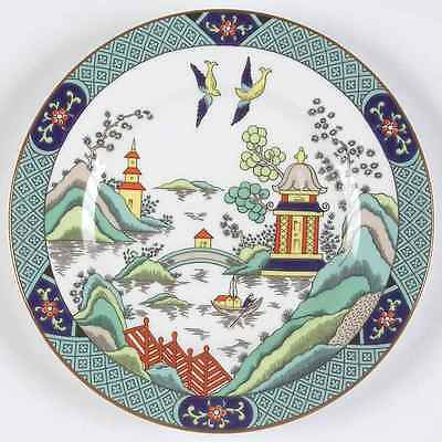 Coalport CHINESE WILLOW Bread & Butter Plate 83009