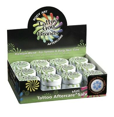 Tattoo Goo Original Aftercare Salve Size 21G or 9.3G