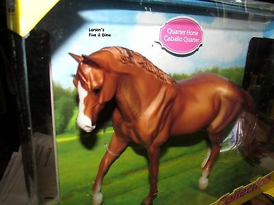 Breyer Classic Caballo Chestnut Quarter Horse #916 Sir Buckingham Mold NEW 2017!