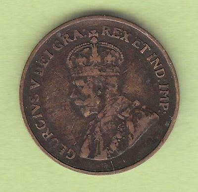 1920 Canada Small cent- 1st year for type w/ King George V