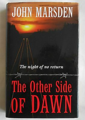 John Marsden ~ The Other Side of Dawn ~ Signed 1999 1st ed  Tomorrow series