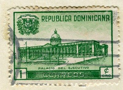 DOMINICA;   1948 State Building issue fine used 1c. value