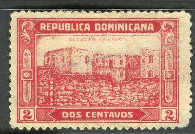 DOMINICA;   1928 early Columbus issue fine used 2c. value