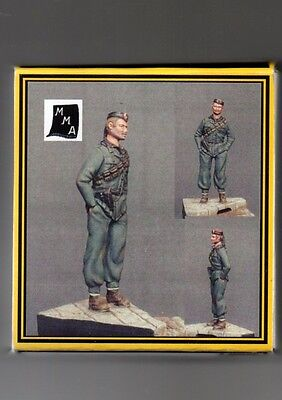 MMA MINIATURES 54-013 - BANDE VAC IN DALMAZIA 1943 - 54mm METAL