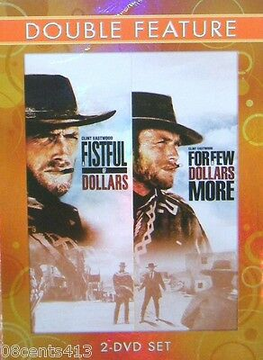 A Fistful of Dollars: Double Feature (2-Disc Collector's Edition WS / FS DVD)