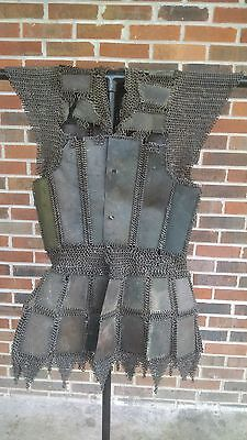 Antique Moro Filipino Chain Mail Armour Armor Philipines