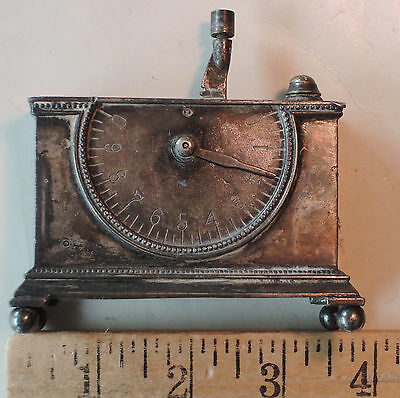 1893 Antique Wilcox Postal Scale As Is