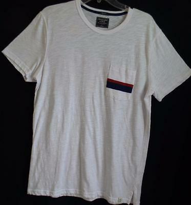 Men's ABERCROMBIE & FITCH size L, muscle fit tee, t- shirt