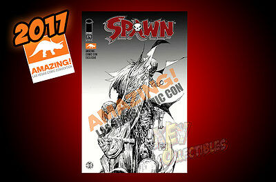 2017 Amazing Las Vegas Comic Con Spawn #275 Exclusive Variant