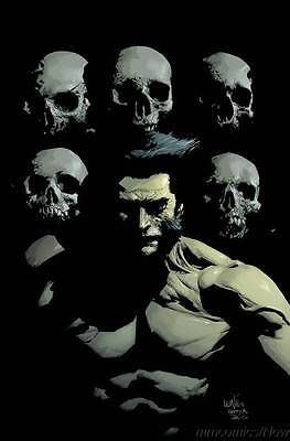 Death Of Wolverine #1 Yu Variant Marvel 3 Months To Die Ends Here