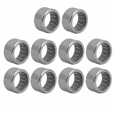 20.8mmx27mmx29.8mm Full Complement Drawn Cup Open End Needle Roller Bearing