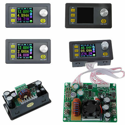DPS5015 Adjustable Constant Voltage Step-down LCD Power Supply Module Voltmeter