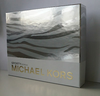 Michael Kors - Sporty Citrus Gift Set - Eau De Parfum 50Ml &  Body Lotion 100Ml