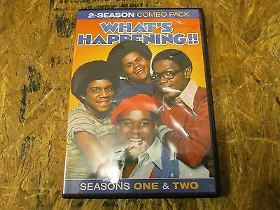 Whats Happening: Seasons One  Two (DVD, 2014, 4-Disc Set)