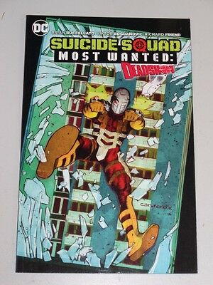 Suicide Squad Most Wanted Deadshot Brian Buccellato (Paperback)< 9781401263805