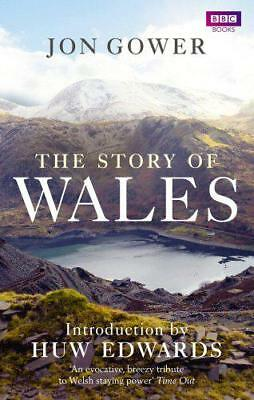 The Story of Wales by Gower, Jon | Paperback Book | 9781849903738 | NEW