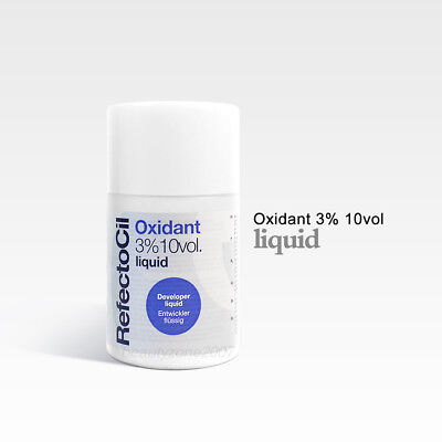 RefectoCil Oxidant 3% Liquid Developer 100ml