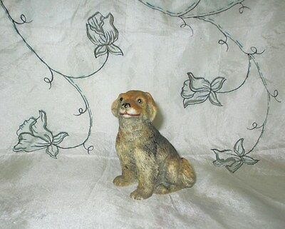 Vintage Collectible Mixed Breed Male Dog Figurine Made in USA